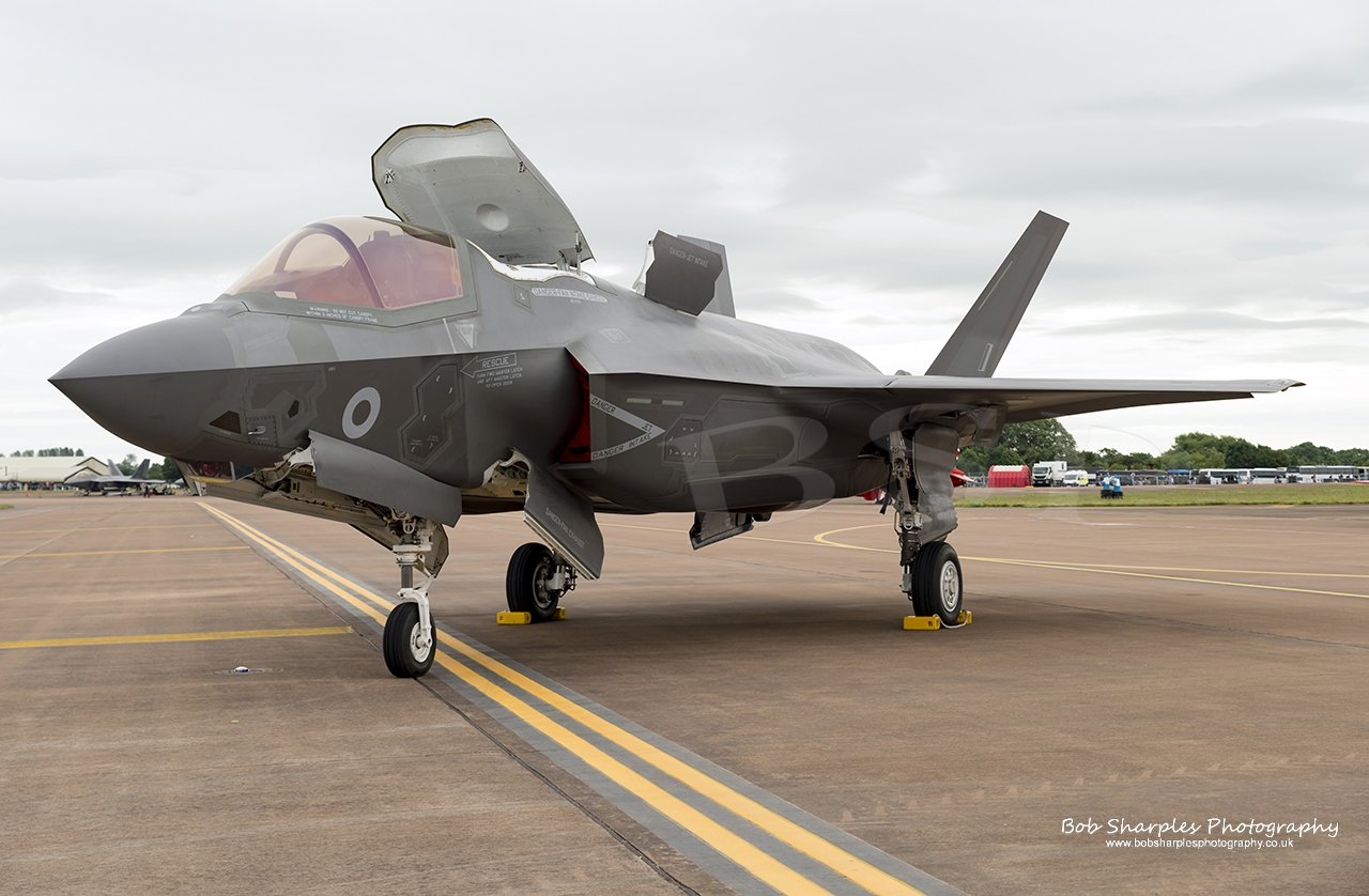 F35B Lightning II, Royal Air Force,