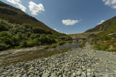 Elan Valley, Caban Coch Dam