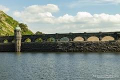 Craig Goch Dam/Reservoir in the Elan Vally,