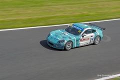 Car 57, Gustav Burton, Douglas Motorsport