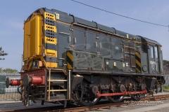 Class 08 Shunting Locomotive 08410