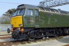 """Diesel 57604 """"Pendennis Castle"""""""