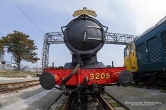Steam Locomotive Class 2251, GWR, 3206
